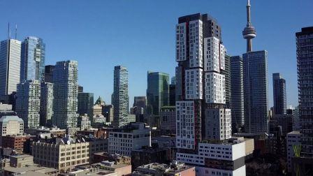【城市风光】多伦多 加拿大第一大城市