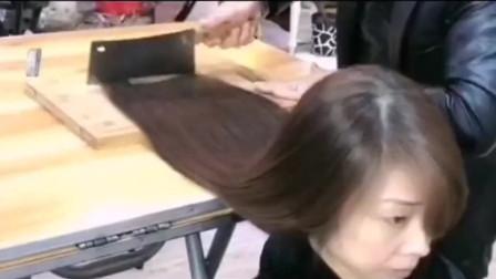 新东方厨师的美发专业,一看这阵势就不一般,请问理发师图的是什么?