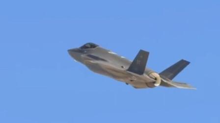 强力的发动机让它具备优秀的空中机动能力,F-35A隐形战机