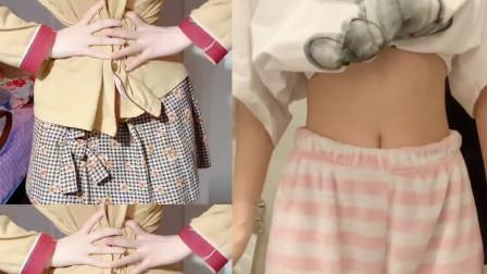 女生的腰到底有多软?超乎你的想象!网友:打扰了,我没腰!