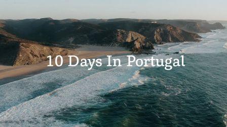 【果然】油管大神Samuel Elkins「4K在葡萄牙南部海岸边度过的10天!」舒缓惬意的画面 电影质感Canon EOS R Go Pr...