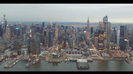 【航拍美国】纽约 - 基建狂魔