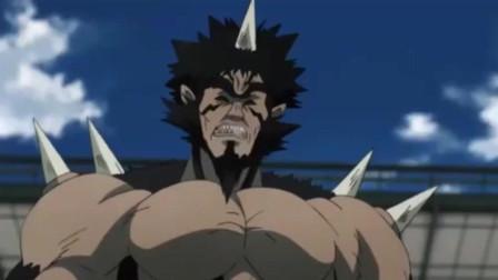 一拳超人:爆山大爷居然说埼玉是菜鸡英雄?这不,被老师一拳轻松给解决了!