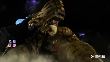 奥特曼:维克利特带着召唤兽打倒了艾斯杀手,成功救下银河和艾斯