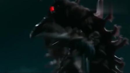 奥特曼:过去容易击杀泰罗和佐菲的怪兽, 被戴拿两根手指就击败了