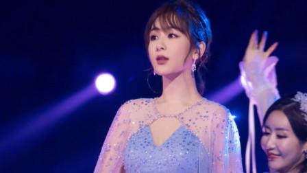 杨紫深情献唱《不染》,开嗓就被惊艳,唱功丝毫不输专业歌手