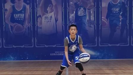东方启明星:15天寒假篮球作业本 4-6岁体能与基本技术训练(二)