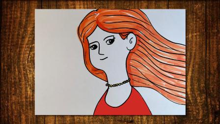 小学美术二年级下册3点线面窦老师教画画
