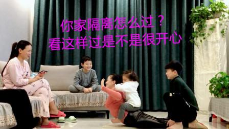 在家憋的慌大外甥主动要帮阿姨《一起练舞功》姐夫在旁边好尴尬