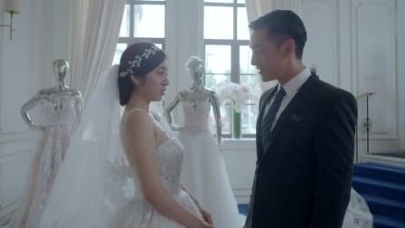 冰冰骗男友拍婚纱照,不料把男友跟闺蜜凑成一对