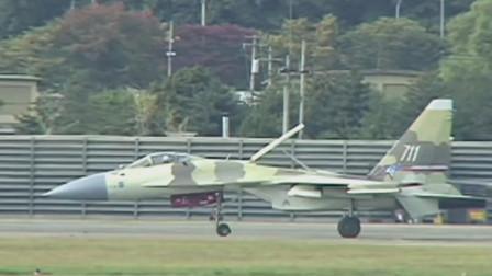 苏-35超机动性能,从失速状态恢复正常