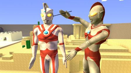 GMOD游戏艾斯耳朵里有蚂蚁爱迪能挖出来吗?