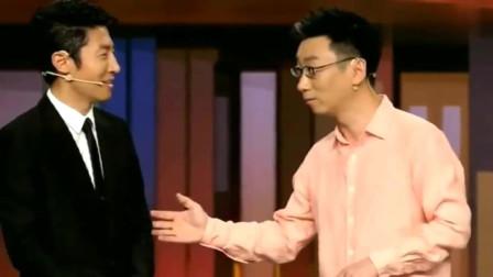 开讲啦19年前央视第一届主持人大赛撒贝宁得第一名小撒得意的笑亮了