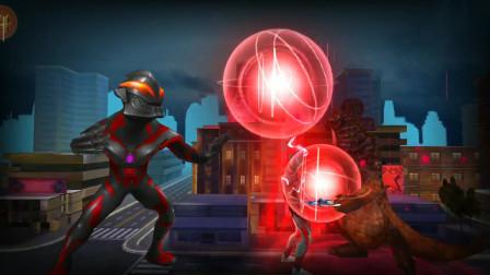 趣盒子奥特曼游戏 第一季 奥特曼格斗超人 泰伽篇 试用捷德奥特曼