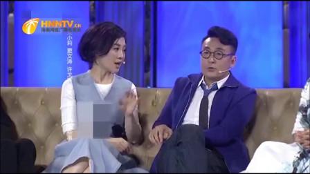 鲁豫有约:凤凰卫视5张名嘴做客现场,戏称鲁豫有自闭症!