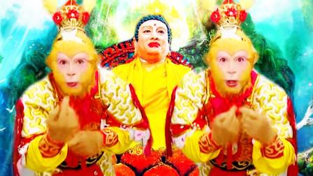 佛祖说六耳猕猴是孙悟空的二心,那么他们到底谁更厉害?