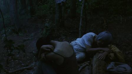 殡之森:茂树看到了亡妻的幻影,茂树与真子翩翩起舞