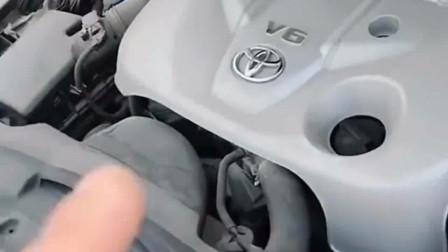 刚买了没一年的车出问题,4S店老板指着发动机说,这样的就是最垃圾的!