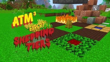 我的世界《All the mods 3 专家版 Ep28 熏香祭坛》Minecraft多模组生存实况视频 安逸菌解说
