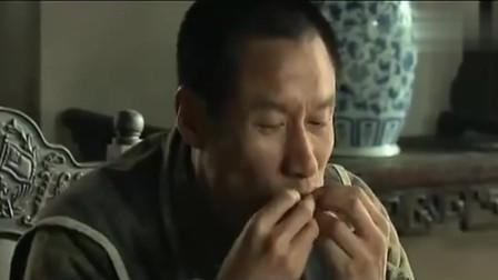 狼烟北平:文三全聚德吃烤鸭,多少人因为这一段看整部剧的