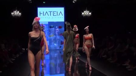 俄罗斯内衣秀,轻薄的用料,时尚的设计,优雅又高贵
