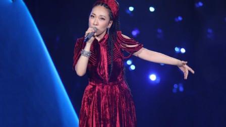 """不愧是日本唱功第一的歌手,登上""""歌手""""舞台,开口实力太强了"""