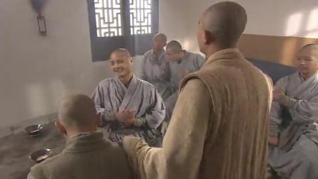 书剑情侠柳三变:三变向师弟求助,师弟讨好众师兄