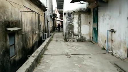 广东东莞:东莞清溪最有名的巷子,市场后面,现在还有不少人来逛!