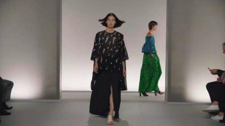 2020 时尚 巴黎 春夏  Ready to Wear 秀场 Givenchy 纪梵希 时装周