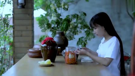 李子柒:应季甜点,樱桃的花样做法送给你们