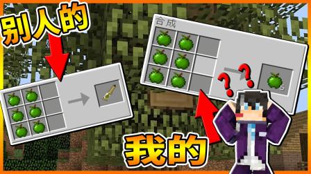 我的世界千年村庄14:游戏坑我钱财,苹果不能做酒!