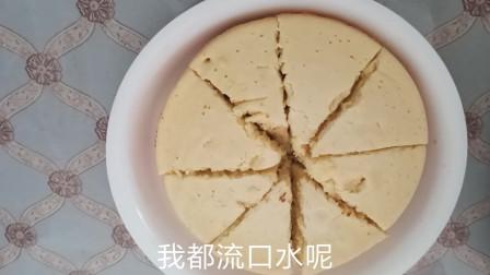 在家也能做大厨,自制蛋糕,香甜可口,学会了再不用到外边买了。