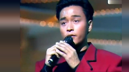 1988年华裔小姐竞选,张国荣献唱《沉默是金》,太珍贵了