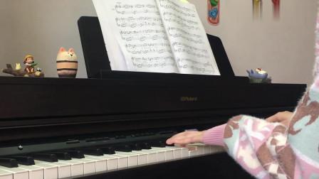 钢琴弹奏《好久不见》不如不见-陈奕迅伤感歌曲