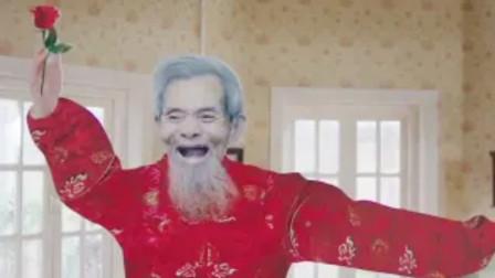 102岁老爷爷为打破长寿记录,要把75岁的儿子,送去养老院生活