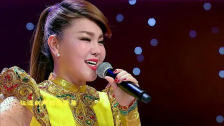 乌兰图雅一首《我的蒙古马》,歌声婉转悠长,纯正的草原天籁!