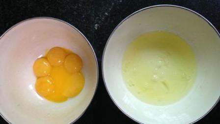 做蛋糕时,让蛋清蛋黄分离有绝招!用个塑料瓶就足够,也太神奇了