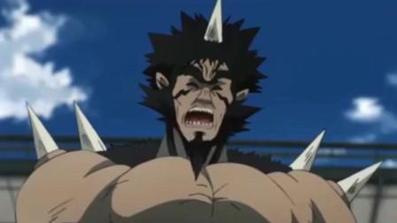 一拳超人:爆山的必杀绝技对埼玉毫发无伤,而他被一拳秒杀,水龙看傻了!