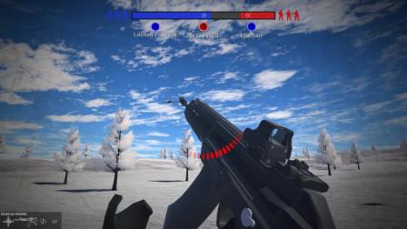 战地模拟器:驾驶二战飞机去攻击敌人的坦克部队