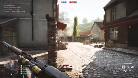 战地1:这游戏里的原力战士太强了,EA救救孩子吧