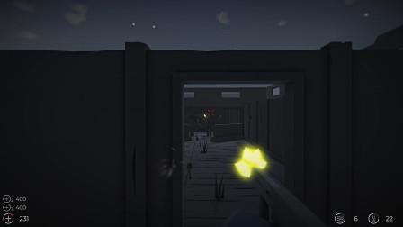 模拟战争:走出迷宫消灭遇到的敌人