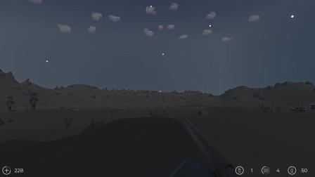 模拟战争:夜间登陆作战,突破敌人的防线