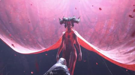暴雪粉必看,莉莉丝重生,暗黑破坏神4精彩CG!