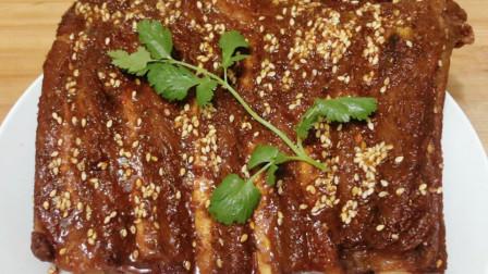 猪排这样吃才够过瘾,外焦里嫩,鲜香美味,做法简单,超级解馋!