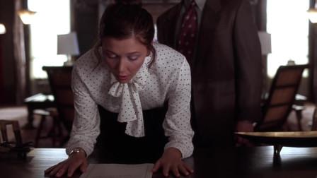 女秘书刚刚入职,就被老板罚打屁股,没想到慢慢上了瘾!
