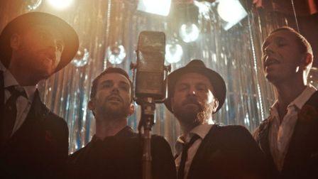 酷玩Coldplay - Cry Cry Cry MV情人节浪漫上线!