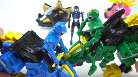 迷你力超级恐龙人形机器人变形金刚0
