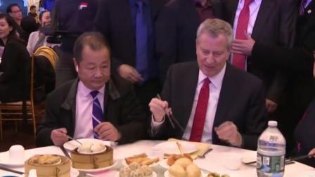 纽约出租车司机避开中国乘客 市长白思豪怒了
