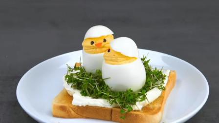 6种动物造型的面包吐司,让每个孩子都开心