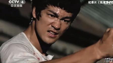 一代功夫巨星李小龙,咏春勾漏手,是他最著名的制胜手法